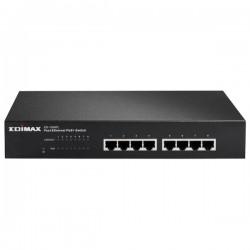 Edimax GS-1008PL switch 8x 10/100/1000Mbps (4xPOE - 75W)