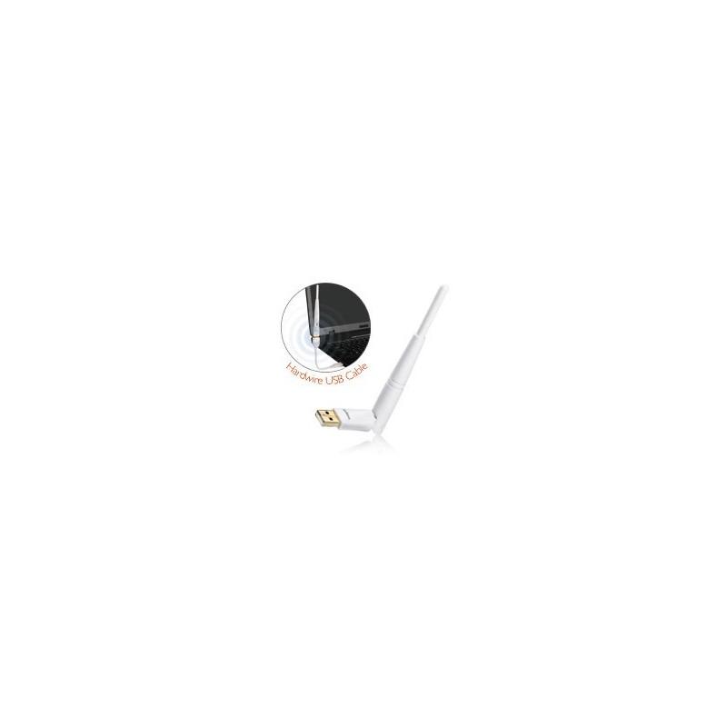 Edimax EW-7711UAn V2 N150 USB WiFi adapter - antena 3dBi