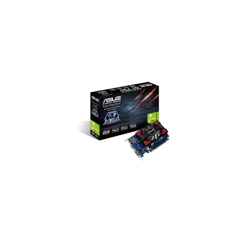 Grafická karta ASUS GeForce GT730-2GD3 2GB DDR3 90YV06K0-M0NA00