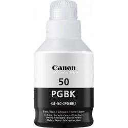 atramentová náplň CANON GI-50BK black PIXMA G5050/G6050 3386C001