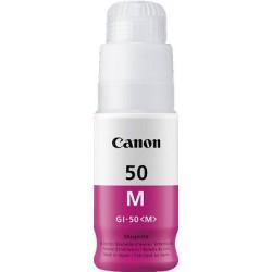 atramentová náplň CANON GI-50M magenta PIXMA G5050/G6050 3404C001
