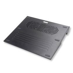 AKASA AK-NBC-08BK chladič pre notetbook do 15.4´´, čierny