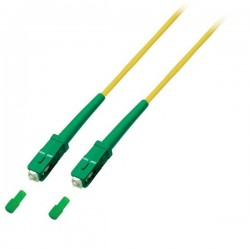 CNS opt. simplex patch kábel 9/125, SC(APC)/SC(APC), OS2, pre...
