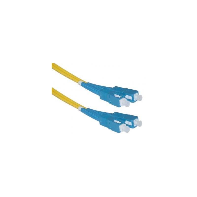 CNS opt. duplex patch kábel 9/125, SC/SC, 2m 13-HHS108-2M