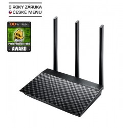 ASUS RT-AC53, Wireless-AC750 Dual-Band Gigabit Router 90IG02Z1-BM3000
