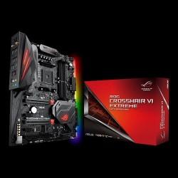 ASUS ROG CROSSHAIR VI EXTREME soc.AM4 X370 DDR4 ATX 3xPCIe USB3 WL...