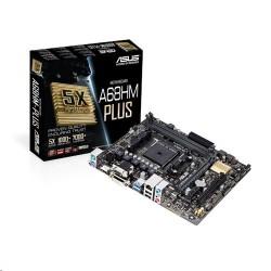 ASUS A68HM-PLUS soc.FM2+ A68 DDR3 mATX 1xPCIe RAID iG GL USB3.0 HDMI DVI D-Sub 90MB0L40-M0EAY0
