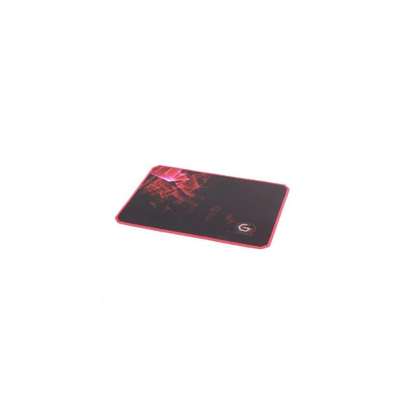 Hráčska podložka pod myš látková čierna, MP-GAMEPRO-L, 200x250 MP-GAMEPRO-S