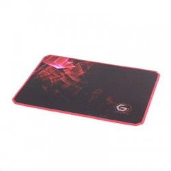 Hráčska podložka pod myš látková čierna, MP-GAMEPRO-L, 400x450