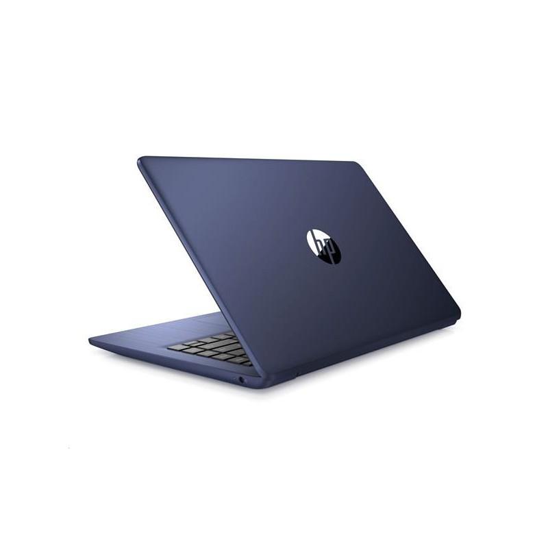 HP Stream 14-ds0006nc, A4-9120e, 14.0 HD/TN, UMA, 4GB, 64GB eMMC , ., W10S, 2/2/0, Royal Blue 7BX87EA#BCM