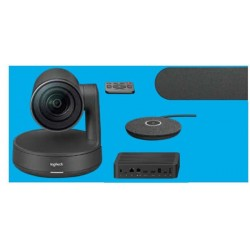 Logitech Rally Ultra-HD ConferenceCam - BLACK - USB 960-001218