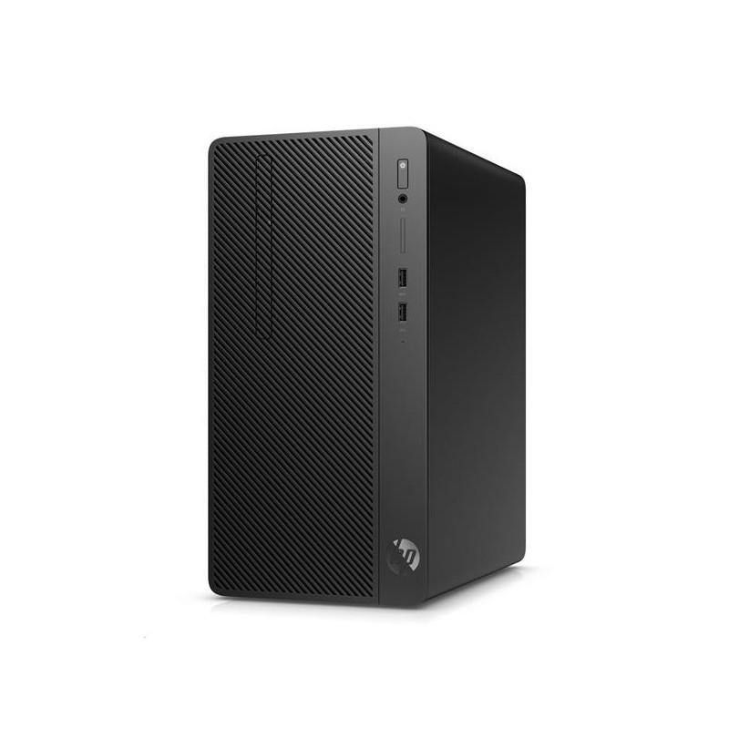 HP 290 G2 MT, Pentium G5500, IntelHD, 4GB, 1TB, DVDRW, W10, 1y 6BE62EA#BCM