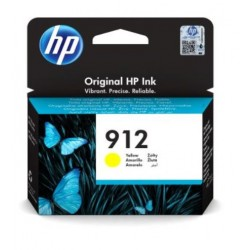 HP 912 Yellow Original Ink Cartridge 3YL79AE