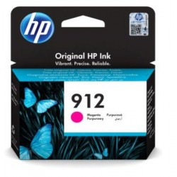 HP 912 Magenta Original Ink Cartridge 3YL78AE