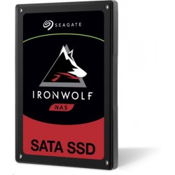 Seagate IronWolf 110 SSD 480GB 2.5' SATA3 R/W:560/535 MB/s 7mm 3D NAND ZA480NM10011