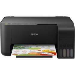 """MFP """"ecoTANK"""" ITS farebné atramentové EPSON L3150, A4, USB, WiFi, iPrint, bezokrajová tlač fotografií C11CG86405"""