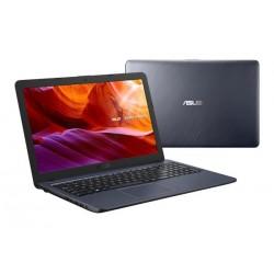"ASUS X543BA-DM591T AMD A6-9225 15.6"" FHD matny UMA 4GB 256GB SSD WL Cam Win10 sivy"