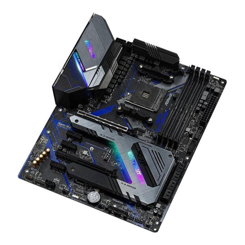 ASRock X570 EXTREME4, AMD AM4 X570/4DDR4/8SATA3