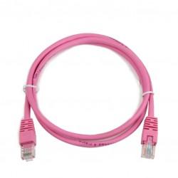 GEMBIRD Patch kabel C-TECH c5e UTP  1m BLUE ETH0521AA