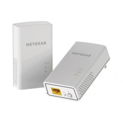 Netgear Powerline 1000Mbps 1PT GbE Adapters Bundel (PL1000) PL1000-100PES