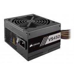 Corsair zdroj 450W VS series VS450, 80 PLUS, White Certified, 120mm ventilátor CP-9020170-EU