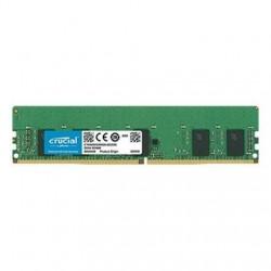 Crucial 8GB DDR4 2666MT/s (PC4-21300) CL19 SR x8 ECC Registered DIMM 288pin CT8G4RFS8266