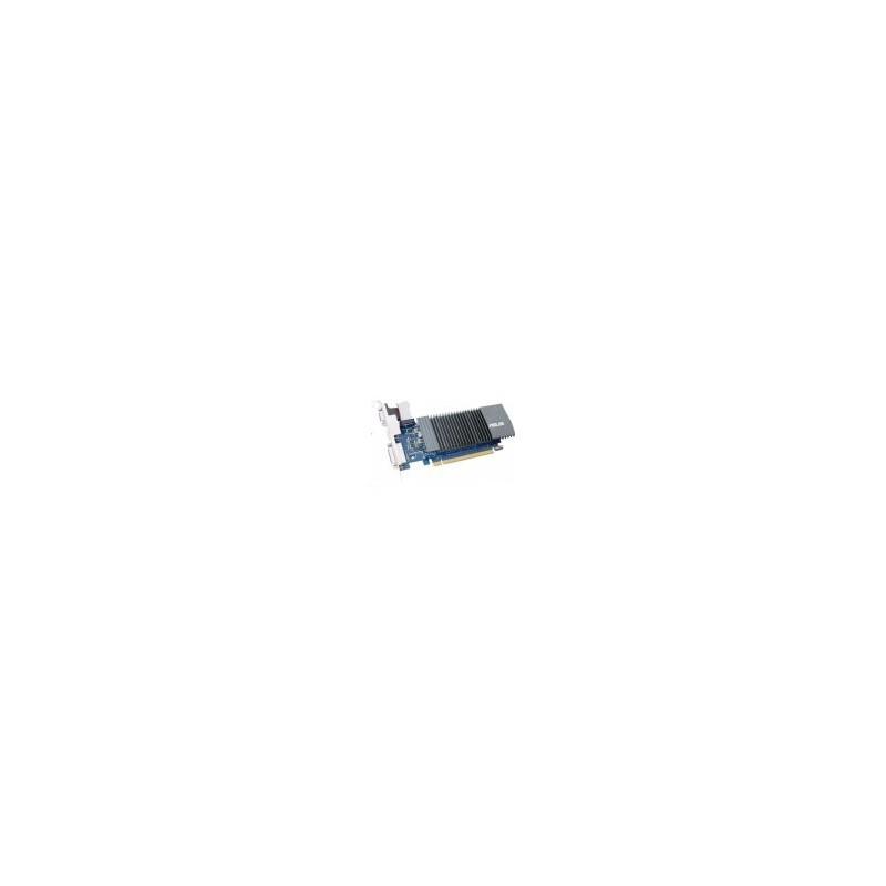 ASUS GeForce GT 710, 2 GB GDDR5 , DVI / HDMI , 64-bit GT710-SL-2GD5