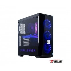 oLYNX Challenger AURA i5 8400 16GB 240G SSD 2T GTX1060 6G W10 HOME 10462471