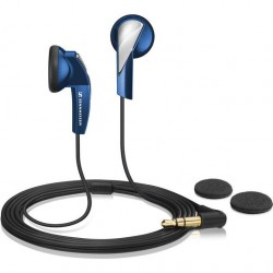 SENNHEISER MX 365 Slúchadlá, blue 505435