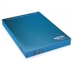 RAIDSONIC ICY Hliníkový ext. box pre 1xmSATA+1xM.2 IB-186