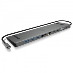 RAIDSONIC ICY BOX USB Type-C Dock IB-DK2106-C