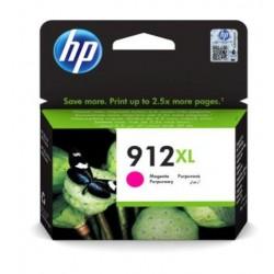 HP 912XL High Yield Magenta Original Ink Cartridge 3YL82AE