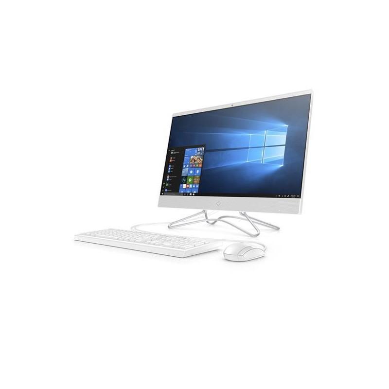 HP 24-f0013nc AiO, 24.0 FHD, Pent J5005, UMA, 4GB, SSD 128GB, W10, 2-2-0, white 8KV14EA#BCM