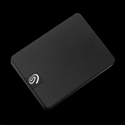 "SEAGATE Expansion SSD Ultra-Portable 500GB 2.5"" USB 3.0 externý čierny STJD500400"