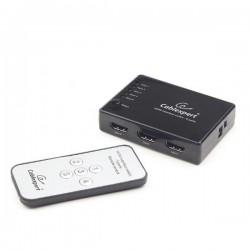 Gembird switch HDMI, 5 x port out / 1 x port in DSW-HDMI-53