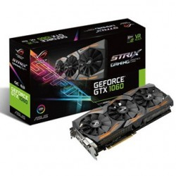 ASUS Grafická karta STRIX-GTX1060-O6G-GAMING 90YV09Q0-M0NA00