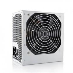 Modecom zdroj FEEL 600W, ATX 2.3, OV protect, 4xSATA, 1xPCIe, 12 cm FAN, pasivní PFC, stříbrný ZAS-FEEL-00-600-ATX-PFC