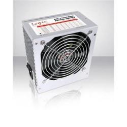 Modecom zdroj LOGIC 600W, ATX 2.2, OV protect, 3xSATA, 1xPCIe, 12cm FAN, pasivní PFC, silent ZAS-LOGI-LC-600-ATX-PFC