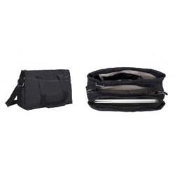 Crumpler Colombian Office Satchel 15 - black COS15-001