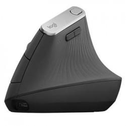 Logitech myš MX Vertical/bezdrátová/Bluetooth/Unifying/4000dpi...
