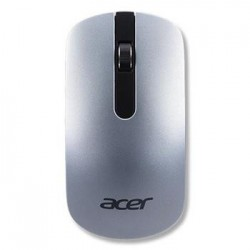Acer Thin-n-Light Optical Mouse, Silver, retail packaging NP.MCE11.00M