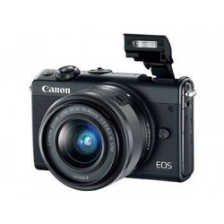 Canon EOS M100 Black + EF-M 15-45mm f/3.5-6.3 IS STM 2209C012