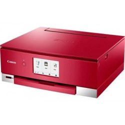 Canon PIXMA TS8252 - PSC/Wi-Fi/WiFi-Direct/BT/Duplex/PictBridge/PotiskCD/4800x1200/USB red 2987C046