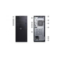 DELL OptiPlex MT 3070/Core i5-9500/8GB/512GB SSD/Intel UHD 630/DVD-RW/Win 10 Pro 64bit/3Yr NBD 3070-5469