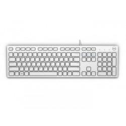 Dell KB216 multimediální klávesnice US/International bílá 580-ADGM