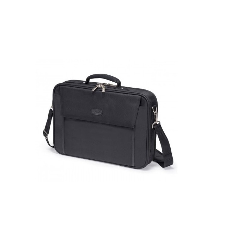DICOTA_Multi Plus BASE 15-17.3, Lightweight notebook case with protective function and document compartment black D30492-V1