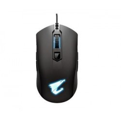 GIGABYTE Myš Gaming Mouse AORUS M4, USB, Optical, up to 6400 DPI...