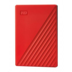 """WD My Passport portable 2TB Ext. 2.5"""" USB3.0 Red WDBYVG0020BRD-WESN"""
