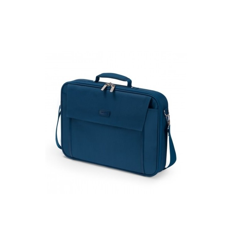 DICOTA_Multi BASE 15-17.3, Lightweight notebook case with protection function blue D30916