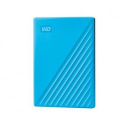 """WD My Passport portable 2TB Ext. 2.5"""" USB3.0 Blue WDBYVG0020BBL-WESN"""